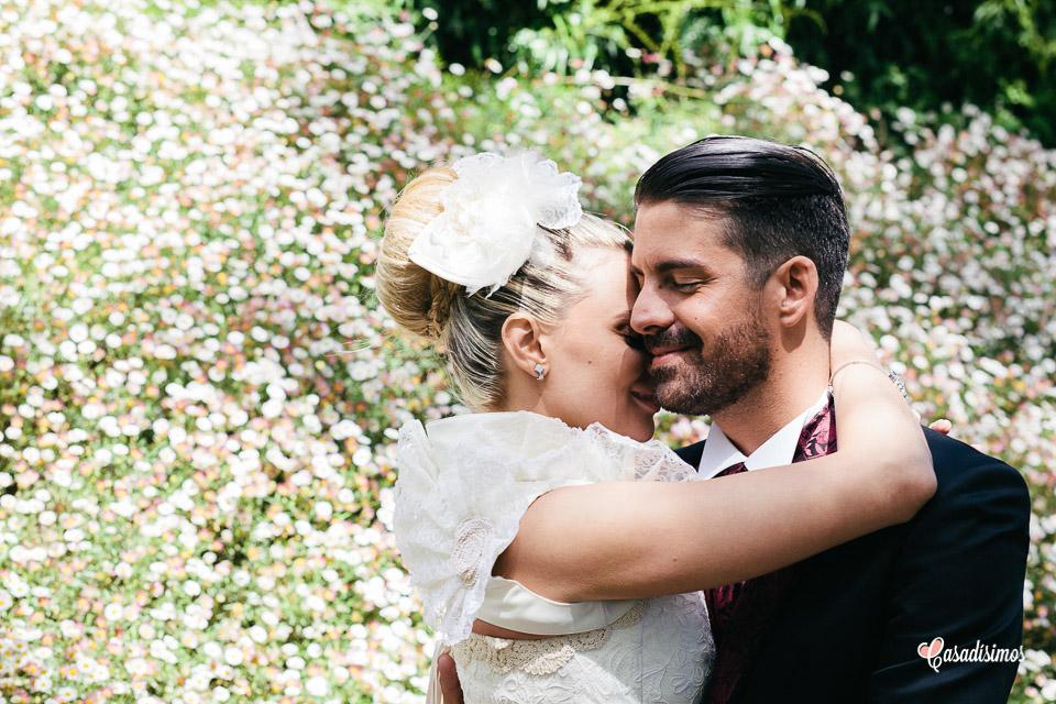 La boda de María Lapiedra y Marc Amigó