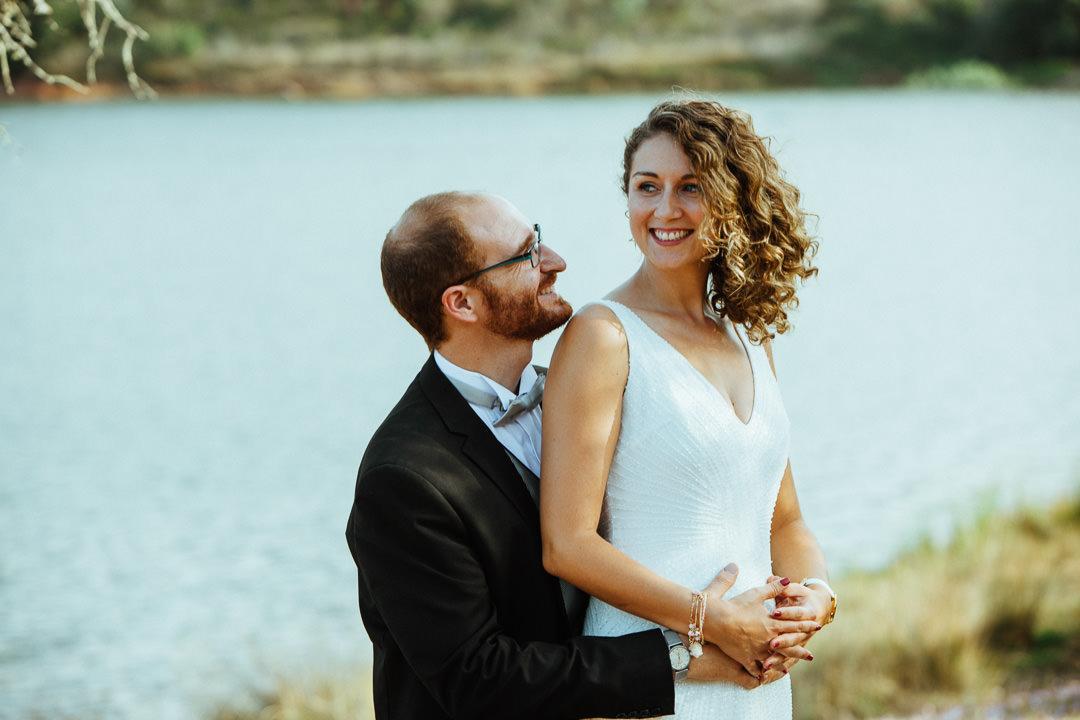Fotografías para una boda de noche